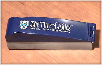 The Three Castles Hand Injector