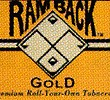 Ramback Gold Turkish Tobacco