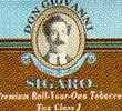 Don Giovanni Sigaro Cigarillo Tobacco