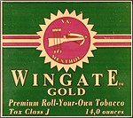 Windgate Gold Menthol with real tobacco flavor