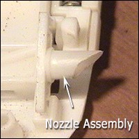 Excel Nozzle Replacement