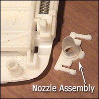 Excel Nozzle, Tip  Removal
