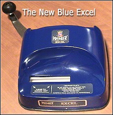 The New Blue Excel