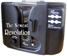 The New Revolution Electric Cigarette Making Machine