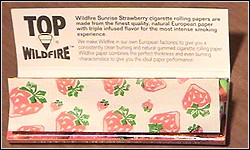 wildfire strawberry
