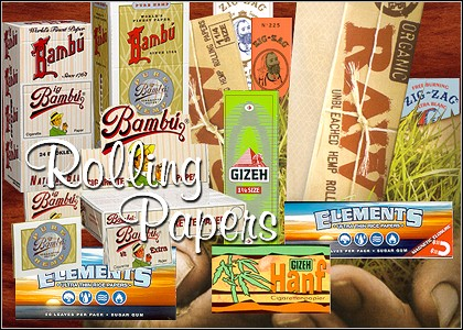 The best Rolling Papers, and their Tradition & Innovation