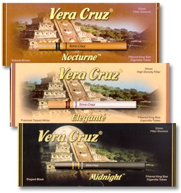 The Vera Cruz Damily of Designer Quality tubes