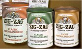 The Full Zig-Zag Tobacco Lineup