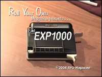 Click here to view the 1 minute EXP1000 Video Clip