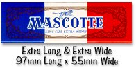 Mascotte King Size Extra Wide Rolling Papers