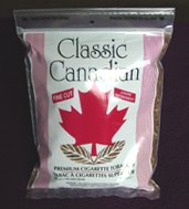Republic's Classic Canadian - A real treat