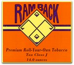D&R's Superb Ramback Authentic Turkish Tobacco