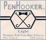 PenHooker Light Canadian Rolling tobacco fro D&R