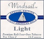 Delicious WindSail Light rolling tobacco from D&R