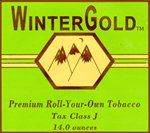 WinterGold Mint flavored tobacco