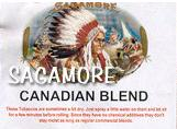 Sagamore Canadian from RYO Tobacco
