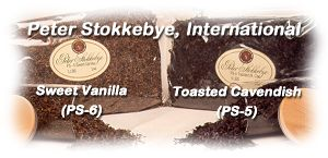 Stokkebye's new Sweet Vanilla & Toasted Cavendish
