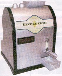 The Revolution Electic injector