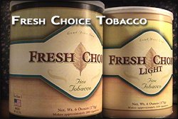 Fresh Choice Tobacco from Cigarettes Cheaper.