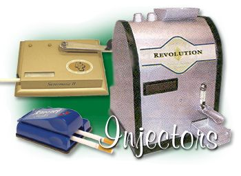 Injectors for Making your own cigarettes