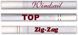zigzag, top, windsail tubes
